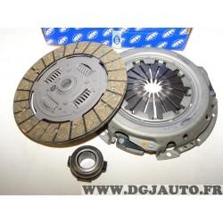 Kit embrayage disque + mecanisme + butée SCL4114 pour renault laguna 1 dont nevada 2.2D 2.2 D diesel