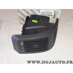 Grille diffuseur air chauffage ventilation tableau de bord central gauche 735421263 pour fiat ducato 3 III de 2006 à 2014