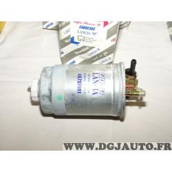 Filtre à carburant gazoil avec soupape 46531688 pour fiat doblo palio punto 2 II siena strada 1.9D 1.9 D diesel