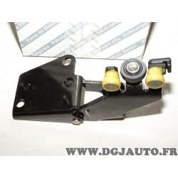 Chariot guide roulette porte laterale coulissante centre gauche 1401274880 pour fiat ulysse 2 II lancia phedra partir de 2001