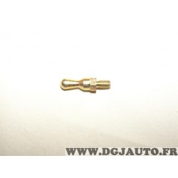 Axe boule fixation carter superieur protection moteur 46835151 pour alfa romeo 147 156 GT