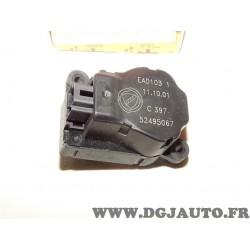 Moteur electrique moteur inclinaison volet diffuseur de chauffage 46841131 pour alfa romeo 147 156 GT