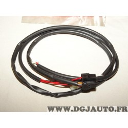 Cable faisceau electrique branchement dispositif airbag siege avant anatomique 47301834 pour alfa romeo 156
