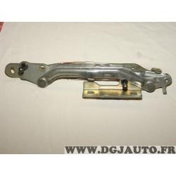 Charniere droite malle de coffre 50501012 pour alfa romeo 159 de 2005 à 2011