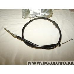 Cable frein à main arriere gauche 51708686 pour fiat panda 2 II de 2003 à 2009