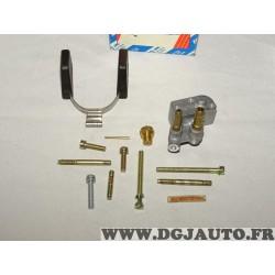 Kit reparation carburateur solex avec flotteur 9938659 pour fiat uno
