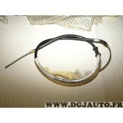 Cable de frein à main arriere gauche 46456843 pour fiat tempra lancia dedra delta 2 II