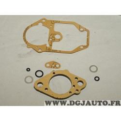 Pochette de joints carburateur 9938666 pour fiat uno