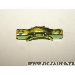 Demi collier tuyau silencieux echappement 50003839 pour fiat fiorino 2 II partir 1993 1.3 1.4 1.6 essence 1.7D 1.7 D diesel