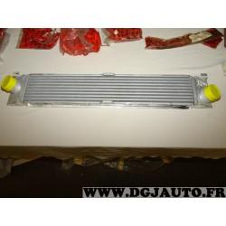 Radiateur echangeur air intercooler 1340763080 pour fiat ducato 3 4 III IV 2.3MJTD 2.3 MJTD partir de 2006