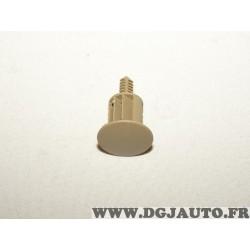 Bouchon beige daim clair moquette revetement compartiment coffre 156073537 pour alfa romeo 159 SW de 2005 à 2011