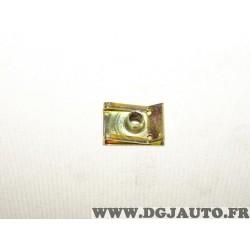 Etrier agrafe fixation ventilateur radiateur 60507091 pour alfa romeo 75 145 146 155 156 164 166 RZ SZ GTV spider lancia thema t