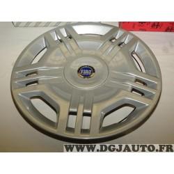 """Enjoliveur de roue cache jante 15"""" 15 pouces 51705272 pour fiat punto 2 II FL partir de 2003"""