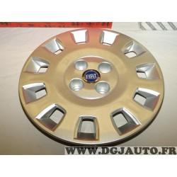 """Enjoliveur de roue cache jante 14"""" 14 pouces 51718116 pour fiat idea punto 2 II FL partir de 2003"""