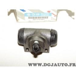 Paire cylindres de roue frein arriere montage bendix 71737957 pour fiat tipo tempra lancia dedra delta