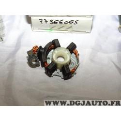 Porte balais charbon de demarreur 77365065 pour fiat tipo 2 II ducato 4 IV doblo 4 IV partir de 2015