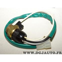 Sonde temperature interrupteur ventilateur radiateur 7628799 pour fiat uno regata fiorino elba duna