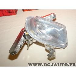 Phare projecteur antibrouillard avant droit 51718162 pour fiat grande punto de 2005 à 2008