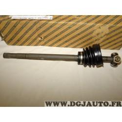 Cardan demi arbre de transmission avant gauche 71787126 pour fiat doblo 1.2 essence 1.9D 1.9 D diesel