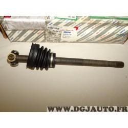 Cardan demi arbre de transmission avant gauche 71787033 46307646 pour fiat palio siena fiorino 1.6 essence 1.7TD 1.9D 1.7 TD 1.9
