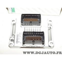 Centrale injection calculateur ECU 71784044 55186565 pour fiat punto 2 II 1.2 16V essence de 1999 à 2003
