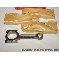 Lot 4 bielles moteur 5895309 pour alfa romeo 75 de 1988 à 1992 155 de 1992 à 1996 1.7 1.8 essence alfetta giulia giulietta spide