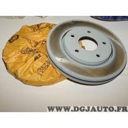 Paire disques de frein avant 302mm diametre ventilé 68032944AB pour chrysler voyager grand voyager fiat freemont dodge journey