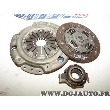 Kit embrayage disque + mecanisme + butée 5892668 pour fiat 127 fiorino 1.3D 1.3 D diesel