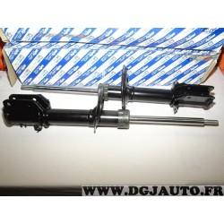Paire amortisseur suspension avant 50703572 pour lancia ypsilon de 2003 à 2011
