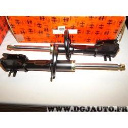 Paire amortisseur suspension avant 60605177 pour alfa romeo 145 146