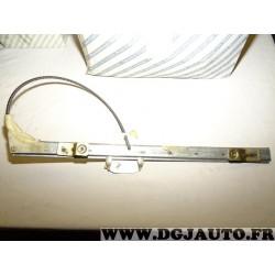 Mecanisme de leve vitre manuel porte incomplet voir photo 5942946 pour fiat uno