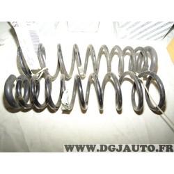 Paire ressorts amortisseur suspension avant 60625040 pour alfa romeo 156 2.4JTD 2.4 JTD 2.5 V6