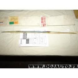 Bande baguette moulure chrome hayon de coffre 990E068K22 pour suzuki splash partir de 2009