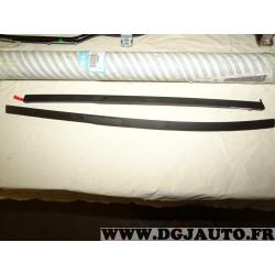 Baguette moulure de toit arriere gauche noir 156085939 pour alfa romeo mito avec toit ouvrant electrique (+ 1 baguette en comple