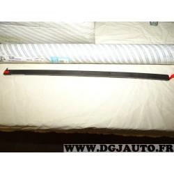 Baguette moulure de toit arriere droite noir 156085938 pour alfa romeo mito avec toit ouvrant electrique