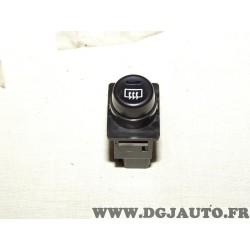 Bouton interrupteur commande degivrage lunette arriere hayon coffre MR240714 pour mitsubishi L200 triton pajero montero sport