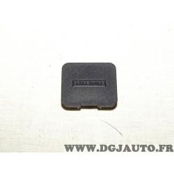 Bouchon plaque compartiment de coffre 7240A003 pour mitsubishi outlander de 2009 à 2013