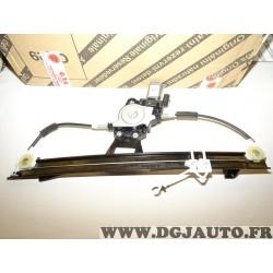 Leve vitre electrique porte avant droite avec moteur 51830869 pour fiat doblo 2 II partir de 2005