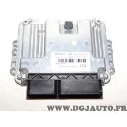 Centrale injection ECU boitier electronique 55207766 0281012296 pour alfa romeo 156 Q4 4x4 1.9JTD 1.9 JTD 150CV
