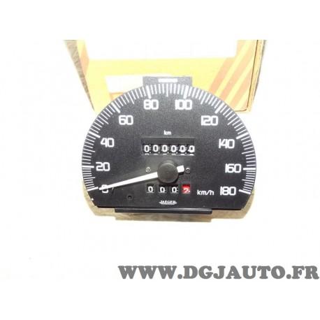 Compteur de vitesse kilometrique tachymetre 7077353 pour fiat fiorino partir de 1993 elba partir de 1991 mille partir de 1994
