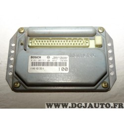 Centrale injection calculateur ECU boitier electronique 0261203511 46439393 pour fiat elba tempra tipo fiorino 2 II delta 2 II 1