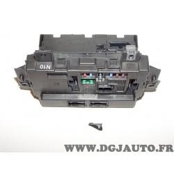 Body computer boitier gestion option porte fusible (1 petit plastique cassé sans aucune incidence) 51870140 pour fiat panda 2 II
