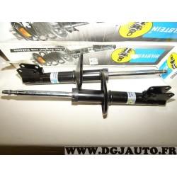 Paire amortisseurs suspension avant pression gaz 22-041128 pour renault clio 1 1.1 1.2 1.4 essence