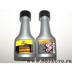 1 Flacon bidon 125ML additif carburant antigel gazoil -28°C Bardahl 2357 tous moteurs