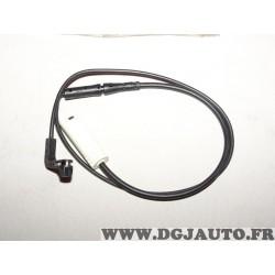 Contacteur temoin usure plaquettes de frein AP277 pour BMW E61 E63 serie 5 6