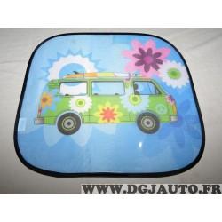 Rideau universel paresoleil pare-soleil 406211 motif volkswagen Van electro transporter