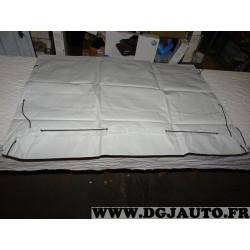 Bache plate 2320X1320x70 trax TR2030013 pour remorque bagagere franc trigano norauto E-leclerc