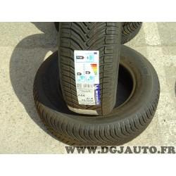Lot 2 pneus neuf Michelin crossclimate 4 saisons 205/65/15 205 65 15 99V EXTRA LOAD DOT3015