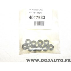 """1 Joint raccord durite tuyau recharge climatisation R134A 3/8"""" ENE E90B2 CTR 4017233"""