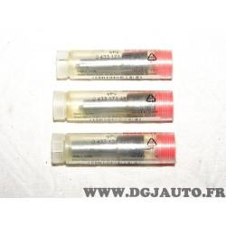 Lot 3 gicleurs tete nez injecteur carburant 0433171485 pour renault trucks midliner M250.13 M250.15 M250.16 midlum 250.12 250.13